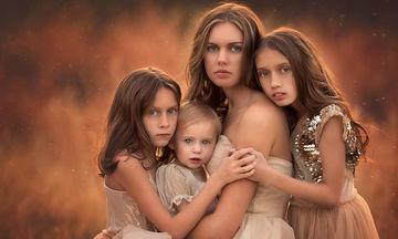 Μητέρα φωτογραφίζει τα 11 παιδιά της και το αποτέλεσμα είναι μοναδικό (pics)