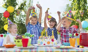 Είκοσι ιδέες διακόσμησης για παιδικό πάρτυ στον κήπο (pics)