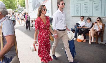 Το chic maternity style της Pippa Middleton