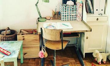 Back to school: Ιδέες για γραφείο στο παιδικό δωμάτιο (pics)