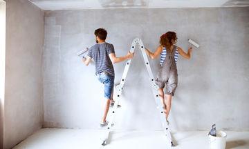 'Εχετε όρεξη για αλλαγές στο σπίτι; Δείτε ιδέες για να μεταμορφώσετε τους τοίχους σας (vid)