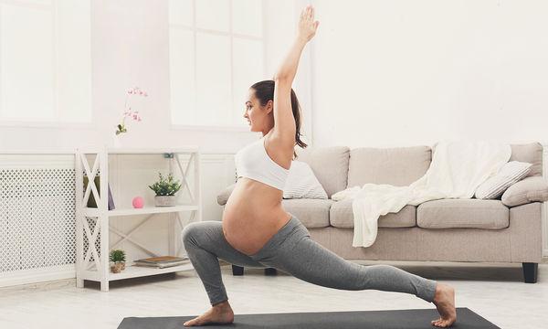 Τα οφέλη της yoga στην εγκυμοσύνη