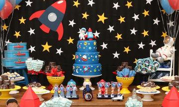 """Oι πιο ωραίες ιδέες για ένα """"διαστημικό"""" παιδικό πάρτι (pics)"""