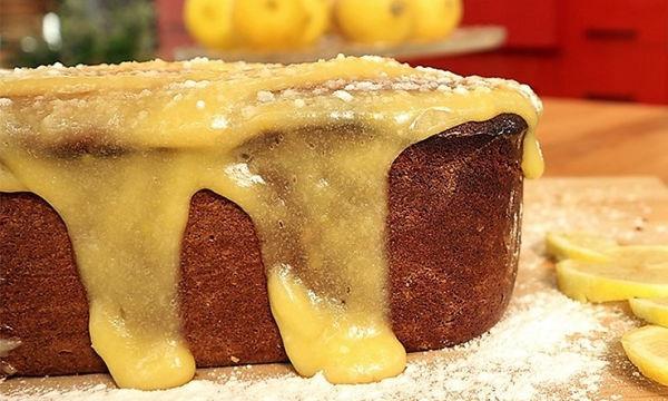 Συνταγή για το πιο νόστιμο κέικ λεμόνι
