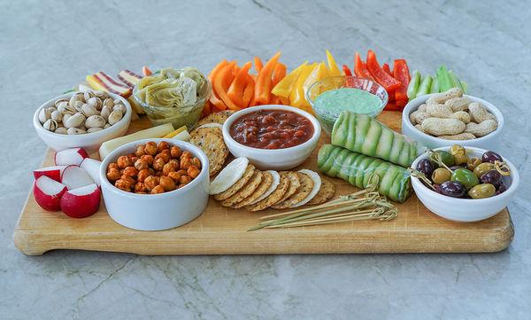 Iδέες για υγιεινά και θρεπτικά σνακ στο παιδικό πάρτι (vid)