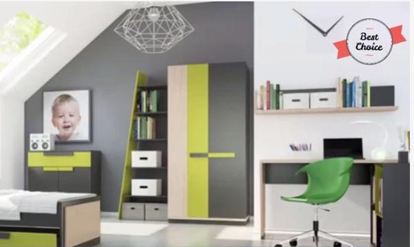 Ξεκινάει το παιδί σας σχολείο; Δείτε λιτές και όμορφες ιδέες για το γραφείο του (vid)