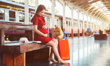 Εγκυμοσύνη και ταξίδι: Μέχρι πότε είναι ασφαλές να ταξιδέψω;