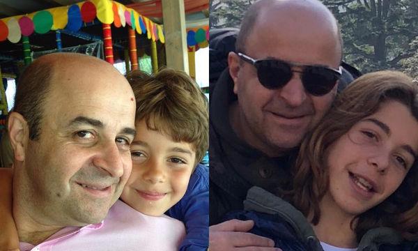 Συγκινεί ο Μάρκος Σεφερλής! «Ο πατέρας μου «έφυγε» 10 ημέρες μετά τον ερχομό του γιου μου»