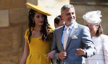 Γιατί δεν ακούμε ποτέ τίποτα για τα δίδυμα Amal-George Clooney;
