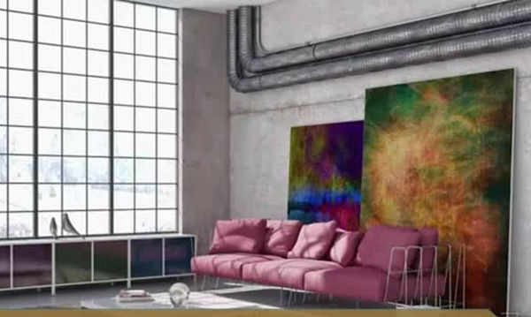 Μοντέρνες ιδέες για την διακόσμηση των τοίχων του σπιτιού σας (vid)