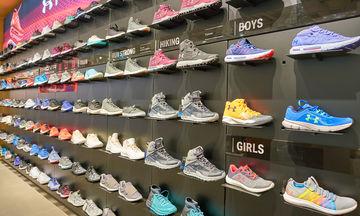 Κοριτσίστικα αθλητικά παπούτσια κάτω από 40 ευρώ