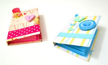 Φτιάξτε μόνοι σας σημειωματάρια για τη νέα σχολική χρονιά (vid)