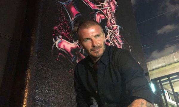 Οι φωτογραφίες που απομυθοποιούν τον David Beckham εδώ και τώρα