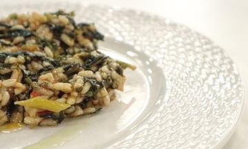 Κλασσικό μαμαδίστικο σπανακόρυζο - Δείτε τη συνταγή και το μυστικό που το κάνει νόστιμο