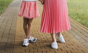 Αθλητικά παπούτσια για κορίτσια κάτω από 34 ευρώ