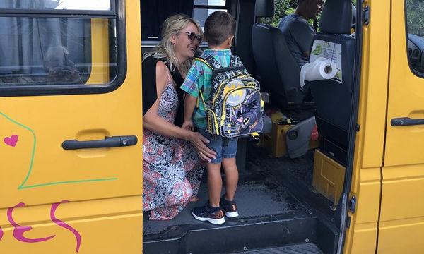 Επιστροφή στο σχολείο και οι διάσημοι Έλληνες γονείς έκαναν τις δημοσιεύσεις τους! Δείτε φώτο