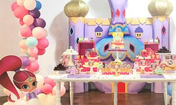 Τριάντα ιδέες για να οργανώσετε το καλύτερο παιδικό πάρτυ γενεθλίων (pics)