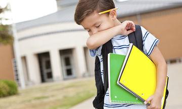 Τι μπορεί να εμφανίσει ένα αλλεργικό παιδί στο σχολείο;