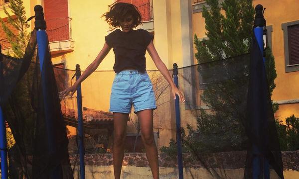 Άννα Μαρία Παπαχαραλάμπους: «Μέχρι στιγμής, νομίζω μου έχει φερθεί καλά ο χρόνος»