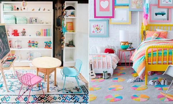 Οργανώστε το παιδικό δωμάτιο του παιδιού σας με έξυπνoυς τρόπους