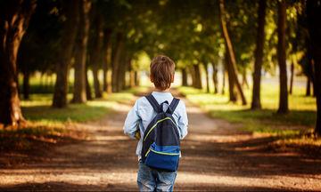 Σχολική τσάντα: Οδηγίες για να μην επιβαρύνει τη στάση σώματος του παιδιού