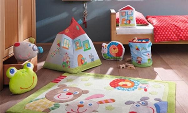 Χαλάκι για το παιδικό αγορίστικο δωμάτιο
