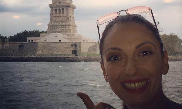 Ματθίλδη Μαγγίρα: Ποζάρει με τη μοναχοκόρη της από τη Νέα Υόρκη (pics)