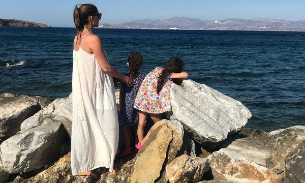 Σταματίνα Τσιμτσιλή: Αυτό είναι το αγαπημένο χτένισμα της κόρης της (pic)
