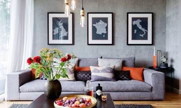 Πορτοκαλί: Το ιδανικό χρώμα διακόσμησης του σπιτιού σας το φθινόπωρο (pics)