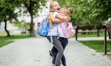 Πώς θα κάνει φίλους το παιδί μου στο σχολείο;