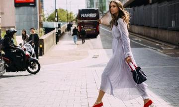 Τα καλύτερα street looks από την Εβδομάδα Μόδας του Λονδίνου