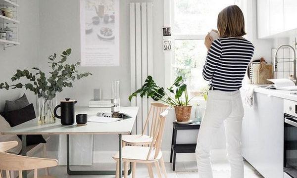 Φαγητό στην κουζίνα: Είκοσι πέντε ιδέες για τα πιο όμορφα και πρακτικά τραπέζια (pics)