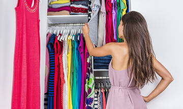 Είκοσι τρία tips για να έχετε την πιο οργανωμένη ντουλάπα (pics)