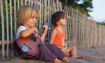Η επίδραση της μουσικής και της μουσικοθεραπείας στην προσχολική ηλικία είναι ανεκτίμητης αξίας