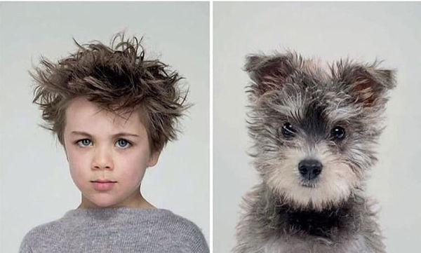 Βρείτε τις διαφορές: Τα πορτραίτα του φωτογράφου Gerrard Gethings είναι μοναδικά (pics)