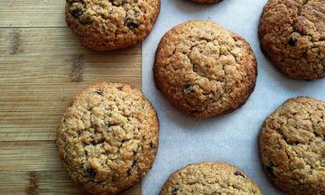 Συνταγή για μπισκότα βρώμης - Ιδανικά για κολατσιό στο σχολείο