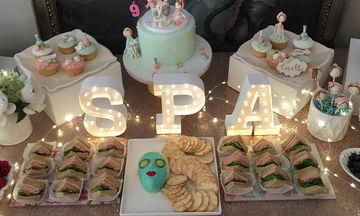 Spa παιδικό πάρτι - Οργανώστε το ωραιότερο πάρτι στα κορίτσια σας (pics)