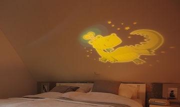 Φωτάκι νυχτός για παιδιά που τους αρέσουν οι πλανήτες
