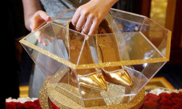Γόβες για πλουτοκράτες: $17 εκατ. για τα πιο ακριβά παπούτσια όλων των εποχών