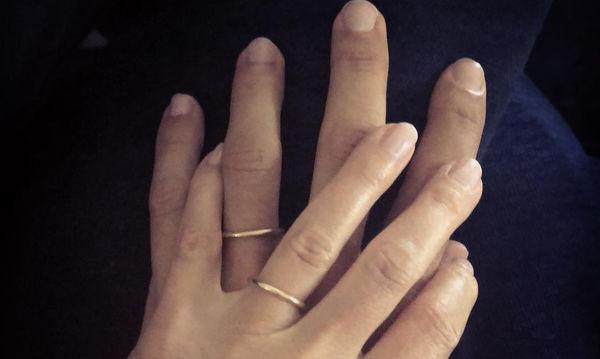 Πασίγνωστη ηθοποιός παντρεύτηκε και το αποκάλυψε πριν μερικές ώρες στο Instagram