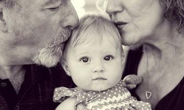 Η γιαγιά και ο παππούς είναι ξεχωριστοί - Μην ξεχνάτε να τους το λέτε και να τους το δείχνετε (pics)