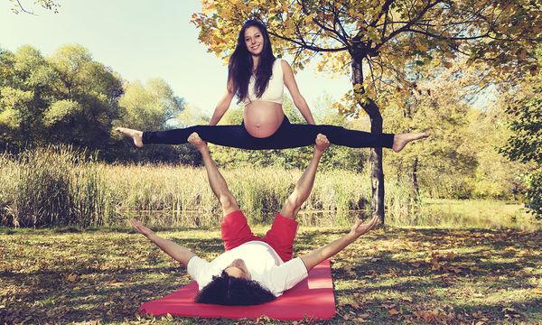 Άσκηση στην εγκυμοσύνη: Οι καλύτερες ασκήσεις για μια εγκυμονούσα