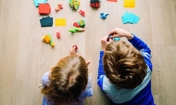 Λεπτή κινητικότητα: ένα σημαντικό «εφόδιο»στην ανάπτυξη του παιδιού