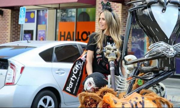 Να τι ψώνισε η Heidi Klum για το Halloween