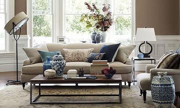 Τριάντα απλές και έξυπνες ιδέες για να ομορφύνετε το καθιστικό σας (pics)