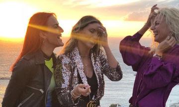 Αθηνά Οικονομάκου: Το pre-wedding party στη Μύκονο, ο ξέφρενος χορός της και οι ετοιμασίες!