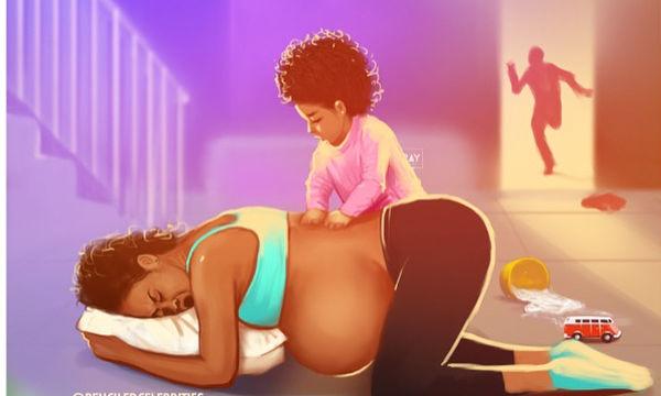Η μητρότητα είναι μια full time δουλειά με την καλύτερη συνταξιοδότηση: Tην «ολοκλήρωση» (pics)