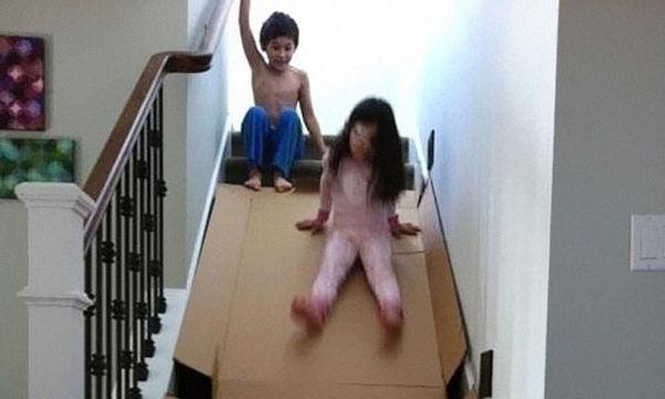 Αυτοί οι γονείς αποφάσισαν να κάνουν τη ζωή τους πιο εύκολη και τα παιδιά τους ευτυχισμένα (pics)