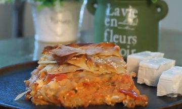 Ντοματόπιτα - Η πιο νόστιμη συνταγή