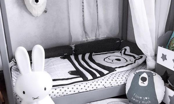 Λατρέψαμε αυτά τα χαμηλά κρεβατάκια! Πάρτε ιδέες για τα δωμάτια των μικρών σας (pics)